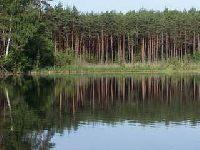 Jezioro Czarne w Unichowie
